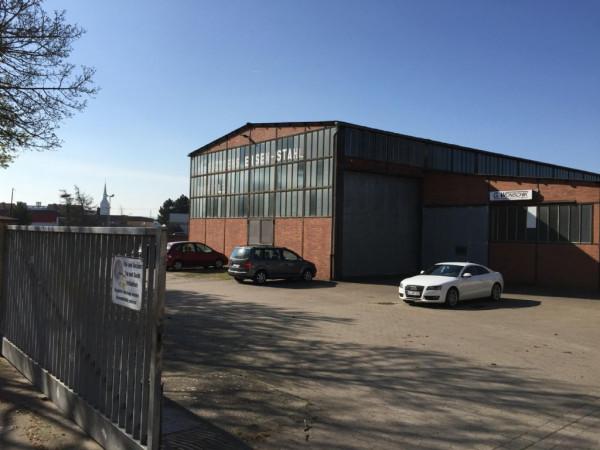 Artikelbild 1 des Artikels Stahlhalle mit Büromöglichkeiten und großen Freiflächen in Innenstadt Lage
