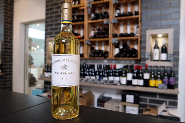 Artikelbild 1 des Artikels Carmes de Rieussec Sauternes 2012