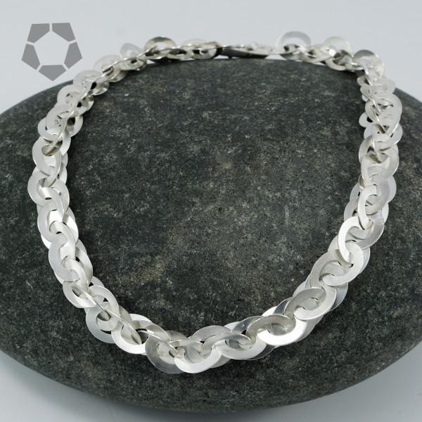 Artikelbild 1 des Artikels Halskette , ovale Ösen