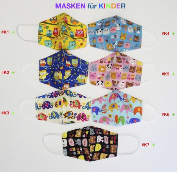 Artikelbild 1 des Artikels Kinder-Masken • Kauf 3 - Zahl 2
