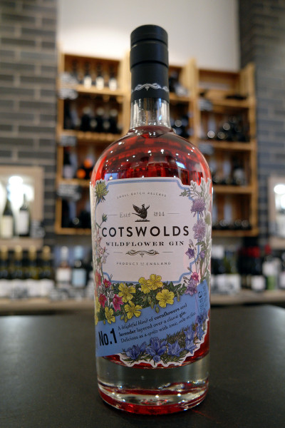 Artikelbild 1 des Artikels Cotswolds No. 1 Wildflower Gin 41,7%