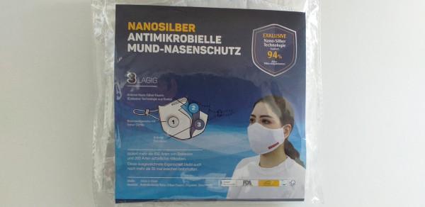 Artikelbild 1 des Artikels Atemschutzmaske