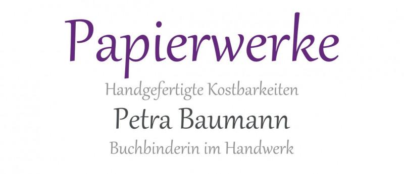 Petra Baumann Papierwerke